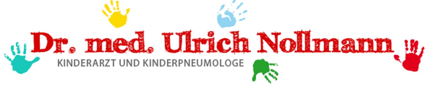 Kinderarzt und Kinderpneumologe Dr. med. Ulrich Nollmann, Dortmund